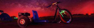 Tornado Drift Trikes Night trike