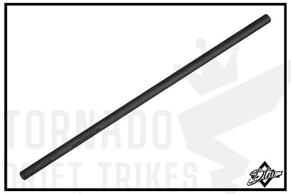 Задняя ось для дрифт трайка картинга купить (диаметр -30 мм, длина -1000 мм с 5 шпоночными пазами 8мм)