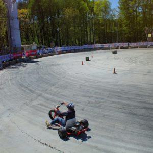 Дрифт трайк моторс клуд на авто нбнинг шоу 2017