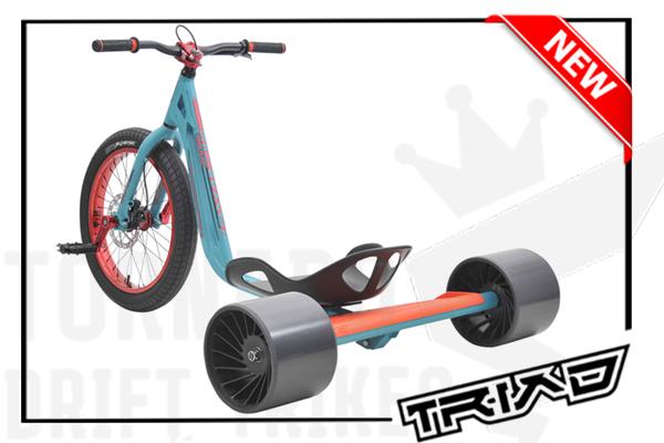 Купить дрифт трайк Новинка drift trike Syndicate 3 TRIAD