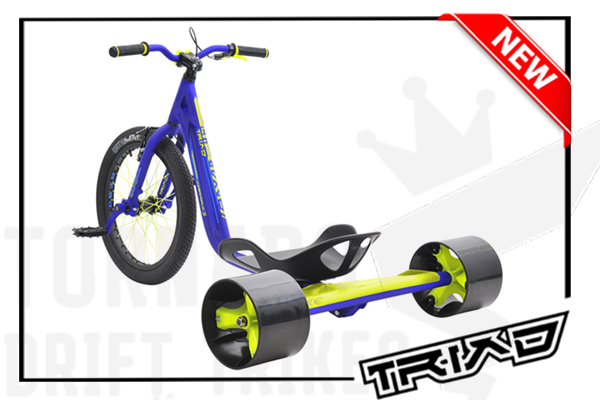 Дрифт Трайк Underworld 3 Drift trike TRIAD