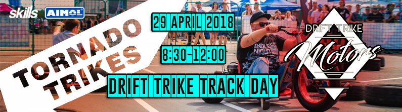 Drift Trike TRACK DAY | 29 апреля