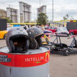 Tornado Drift Trikes Moscow Underground Autoparty