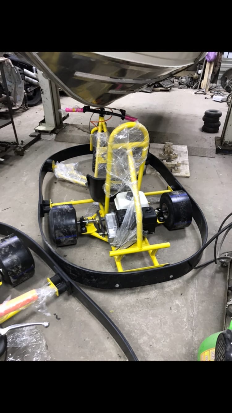 drift trike build